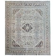 """Ben Soleimani Antique Mahal Rug, West Persia Circa 1920 10'7"""" x 13'5"""" Rug"""
