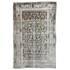 """Ben Soleimani Antique Malayir Rug Circa 1900 7'4"""" x 10' Rug"""