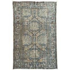 "Ben Soleimani Antique Malayir Rug, West Persia Circa 1900 4'4"" x 6'6"" Rug"