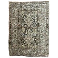 "Ben Soleimani Antique Malayir Rug, West Persia Circa 1910 6'9"" x 9'5"" Rug"