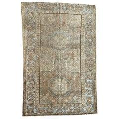 "Ben Soleimani Antique Mayalir Rug, Circa 1900 4'2"" x 6'2"" Rug"