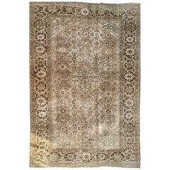 """Ben Soleimani Antique Sultanabad Rug, West Persia, Circa 1900, 8'5"""" x 12'5"""" Rug"""