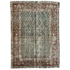"""Ben Soleimani Antique Tabriz Rug, Northwest Persia Circa 1920 4'4"""" x 5'9"""" Rug"""