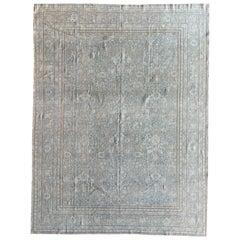 """Ben Soleimani Antique Tabriz Rug, Northwest Persia Circa 1920 7'11"""" x 10'8"""" Rug"""