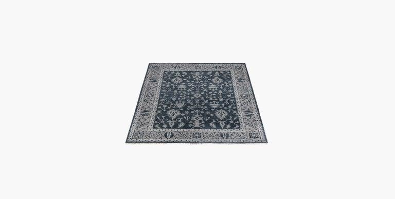 For Sale: Gray (Ashra Nocturne/Graphite) Ben Soleimani Ashra Rug 12'x15' 2
