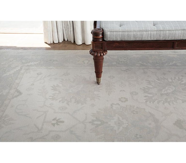 Ben Soleimani Ayla Rug 9'x12' For Sale 2