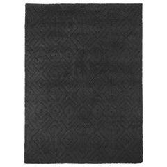 Ben Soleimani Cava Rug - Charcoal 12'x15'