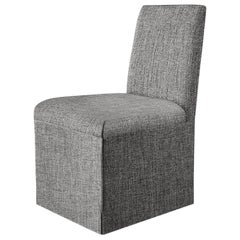 Ben Soleimani Ceres Dining Chair in Performance Mesh Basketweave - Wolf
