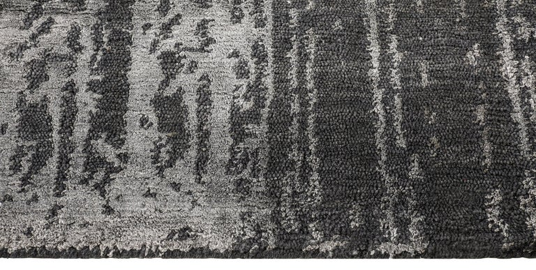 For Sale: Gray (Desmi Graphite) Ben Soleimani Desmi Rug 10'x14' 3