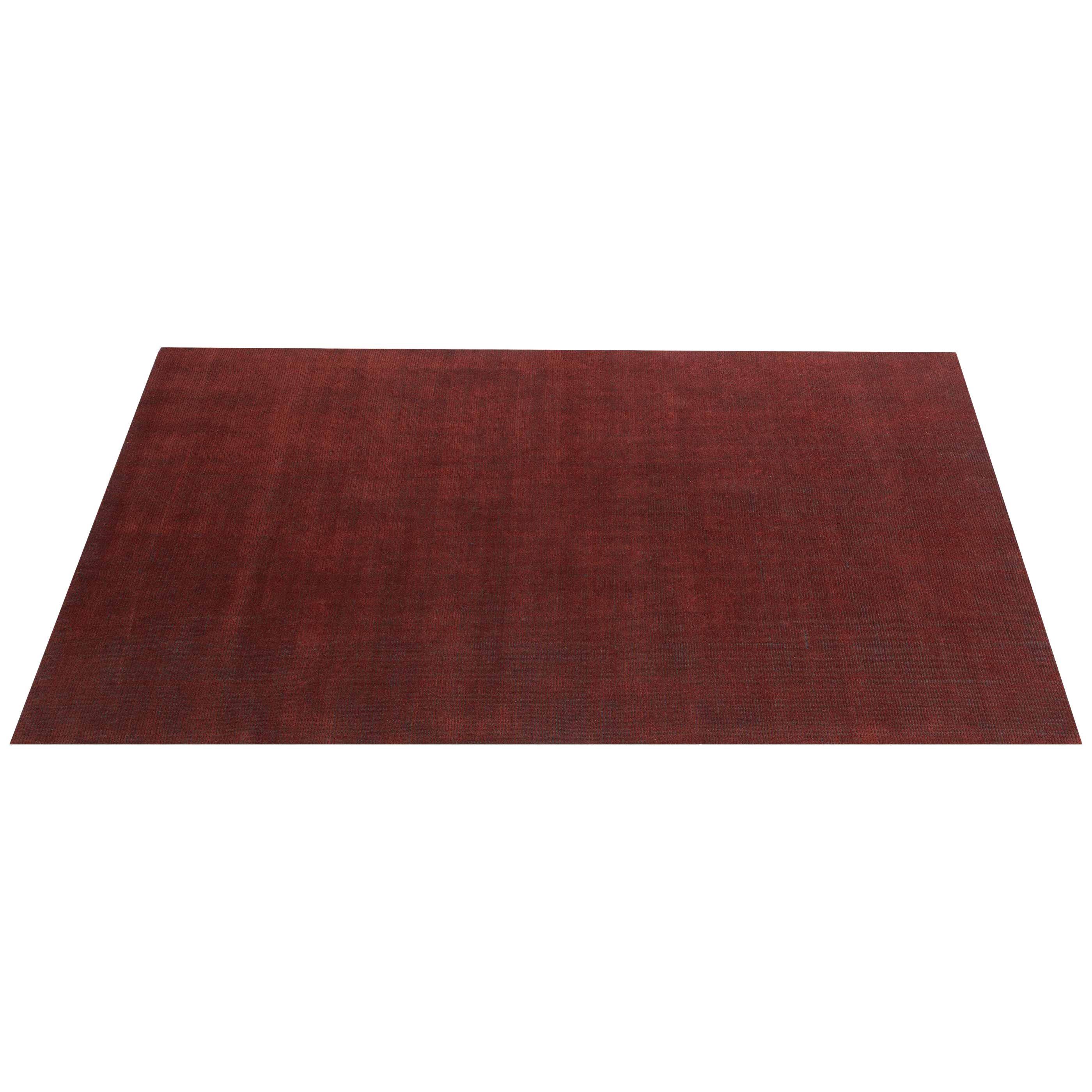 Ben Soleimani Distressed Wool Rug 10'x14'