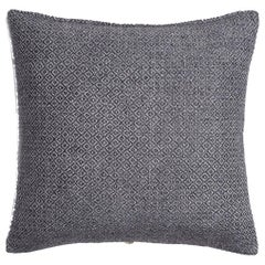 "Ben Soleimani Double Diamond Pillow Cover - Indigo 22""x22"""