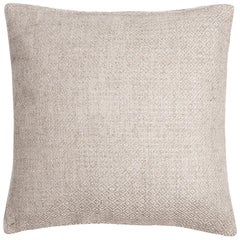 "Ben Soleimani Double Diamond Pillow Cover - Ivory 22""x22"""