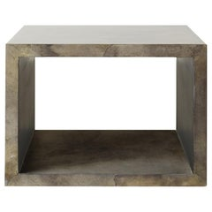 Ben Soleimani Ember Parchment Side Table