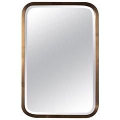 Ben Soleimani Fenne Wall Mirror - Brass