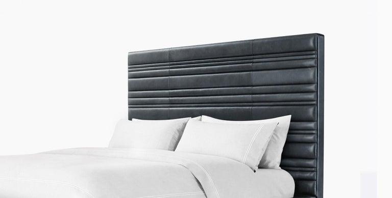 Modern Ben Soleimani Fielden California King Sized Bed For Sale