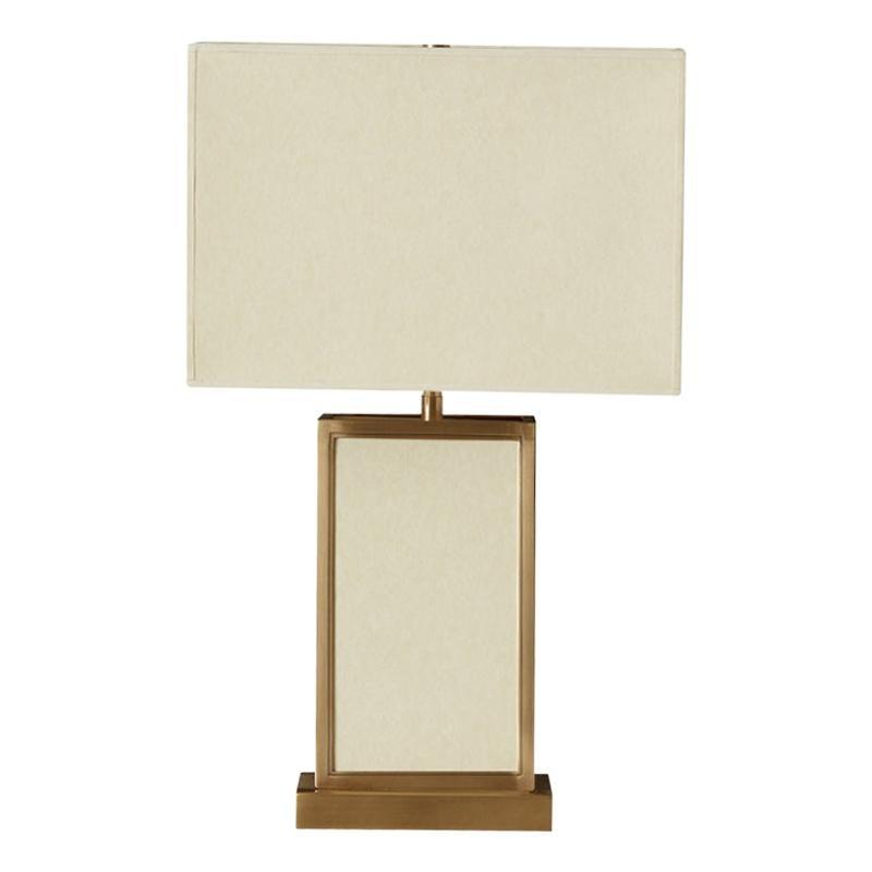 Ben Soleimani Ivar Parchment Table Lamp
