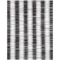 Ben Soleimani Kata Rug - Silver / Graphite 10'x14'