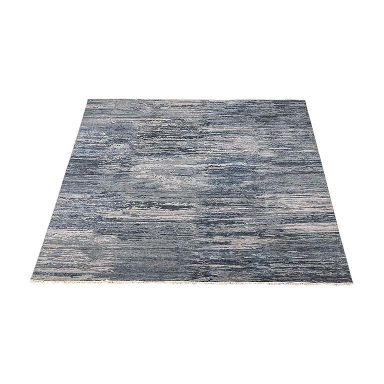 For Sale: Multi (Mano Indigo/Grey) Ben Soleimani Mano Rug 8'x10'