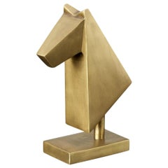 Ben Soleimani Muir Brass Sculpture - Small