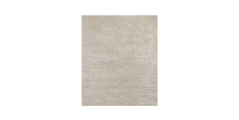 For Sale: Beige (Pelu Sand) Ben Soleimani Pelu Rug 6'x9'