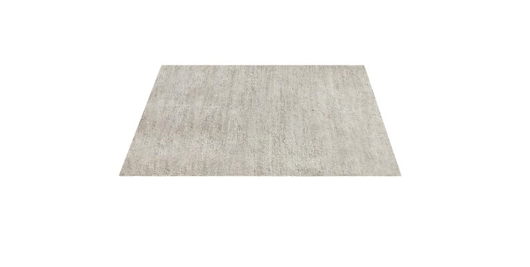 For Sale: Beige (Pelu Sand) Ben Soleimani Pelu Rug 6'x9' 2