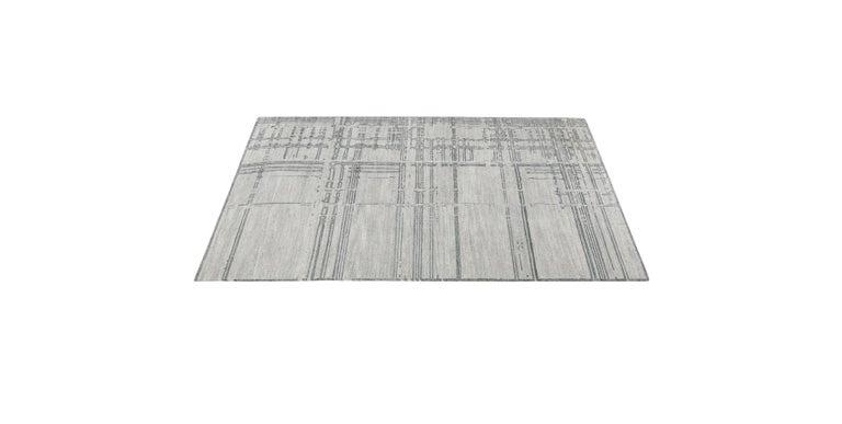 For Sale: Gray (Performance Montro Grey/Charcoal) Ben Soleimani Performance Montro Rug 10'x14' 2