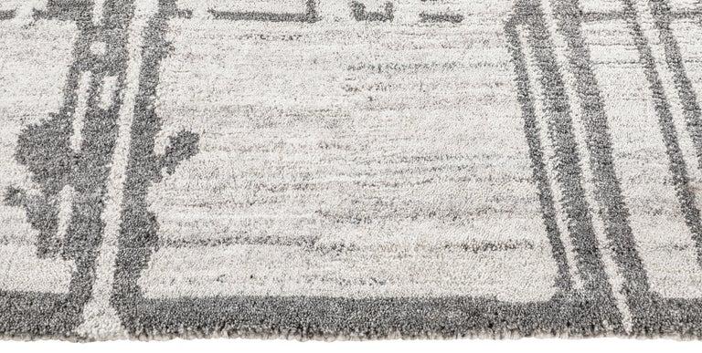 For Sale: Gray (Performance Montro Sand/Graphite) Ben Soleimani Performance Montro Rug 10'x14' 3