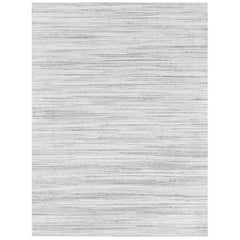 Ben Soleimani Performance Savilla Rug– Hand-knotted Medium Pile White 12'x18'