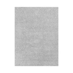 Ben Soleimani Performance Setta Rug– Handknotted Soft Pile Nickel/Carbon 12'x15'
