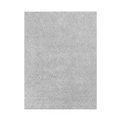 Ben Soleimani Performance Setta Rug– Handknotted Soft Pile Nickel/Carbon 9'x12'