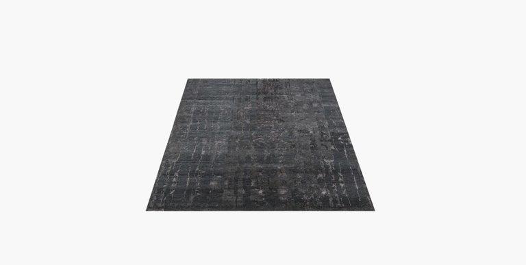 For Sale: Black (Reve Gunmetal) Ben Soleimani Reve Rug 8'x10' 2