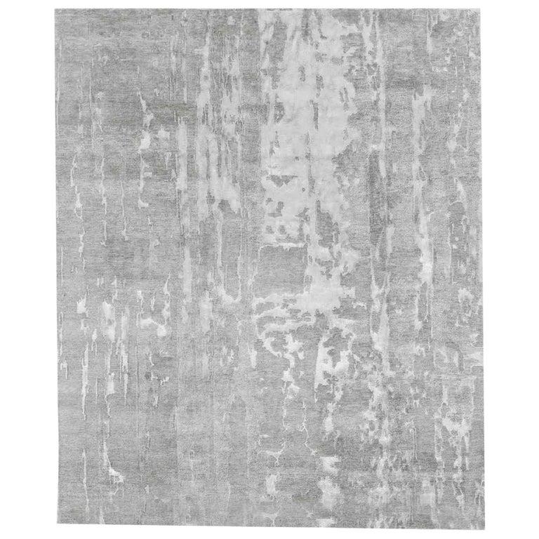 For Sale: Gray (Reve Grey) Ben Soleimani Reve Rug 8'x10'