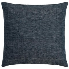 "Ben Soleimani Textured Pillow Cover - Indigo 22""x22"""