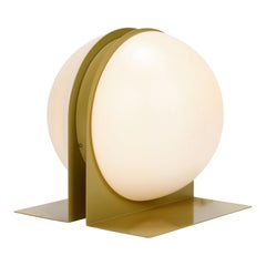 Ben Swildens Table Lamp for Verre 10445 Lumiere, 1970