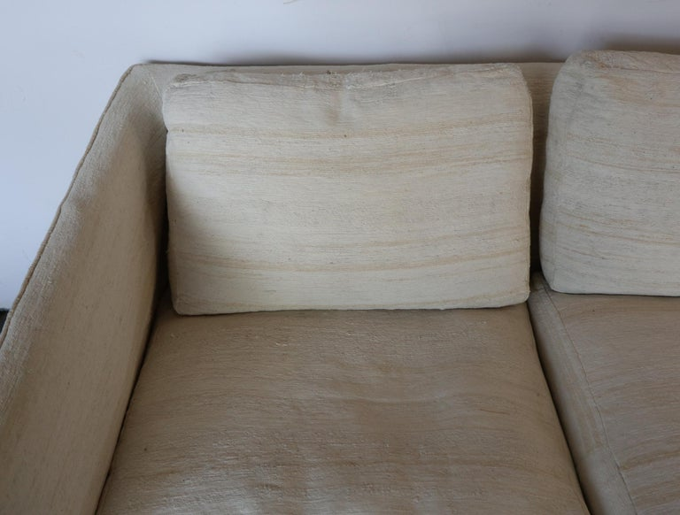 Ben Thompson for Design Research Mid-Century Modern Sofa For Sale 5