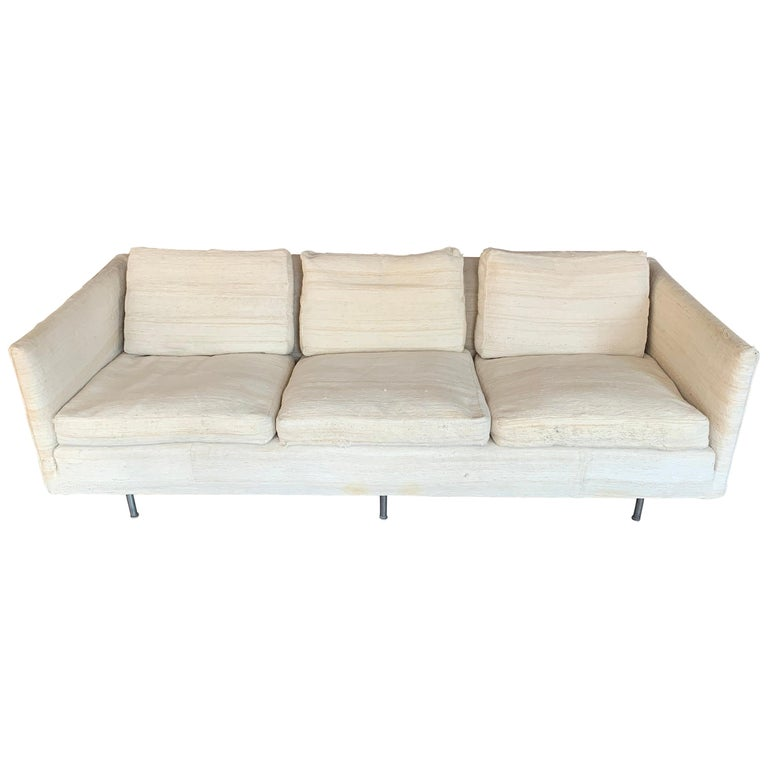 Ben Thompson for Design Research Mid-Century Modern Sofa For Sale