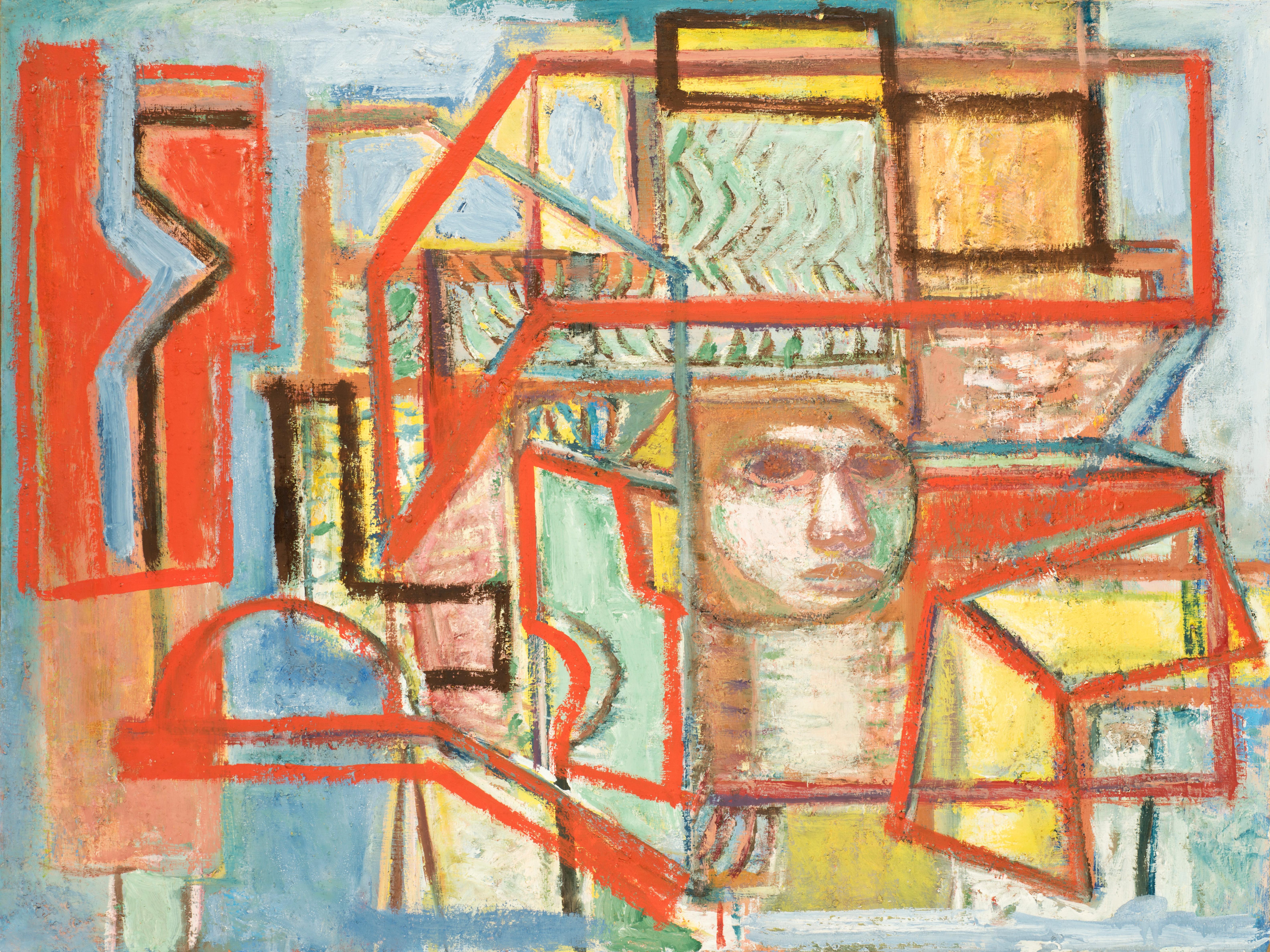 Emerging Entity, c. 1985