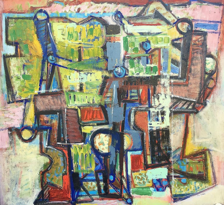 Ben Wilson Abstract Painting - The Fifth