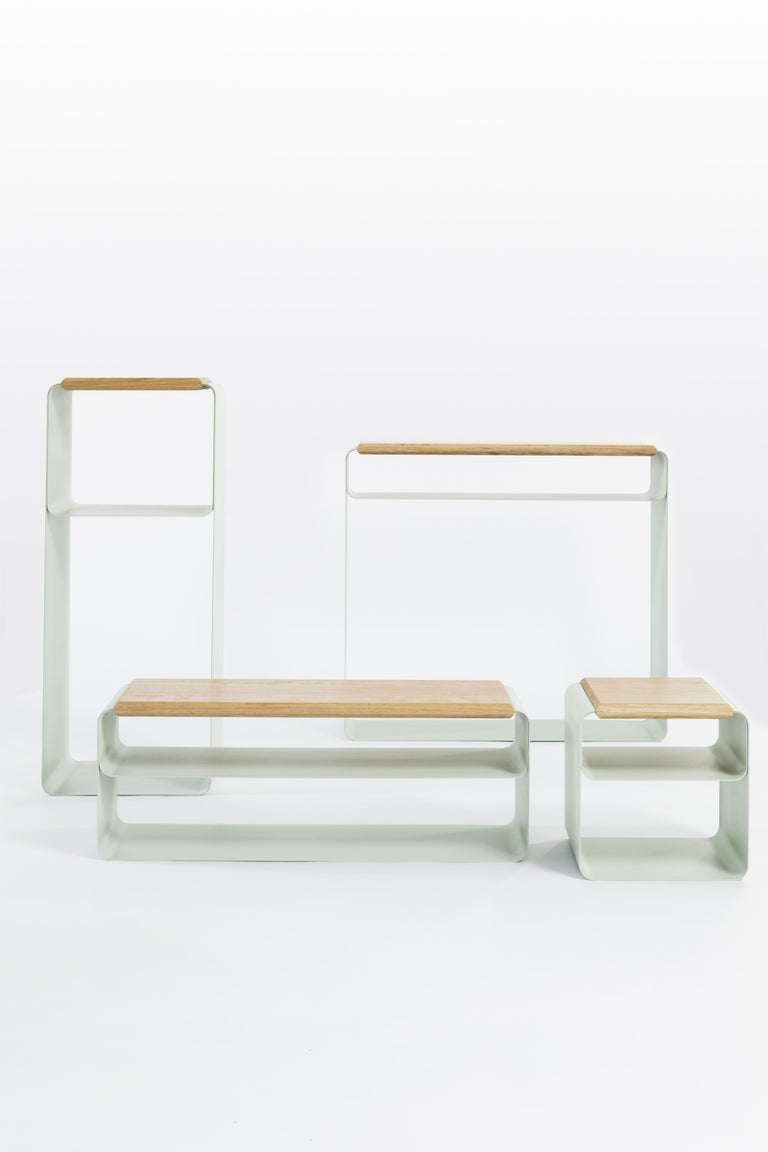 Italian Bench by Accardi & Buccheri for Medulum For Sale
