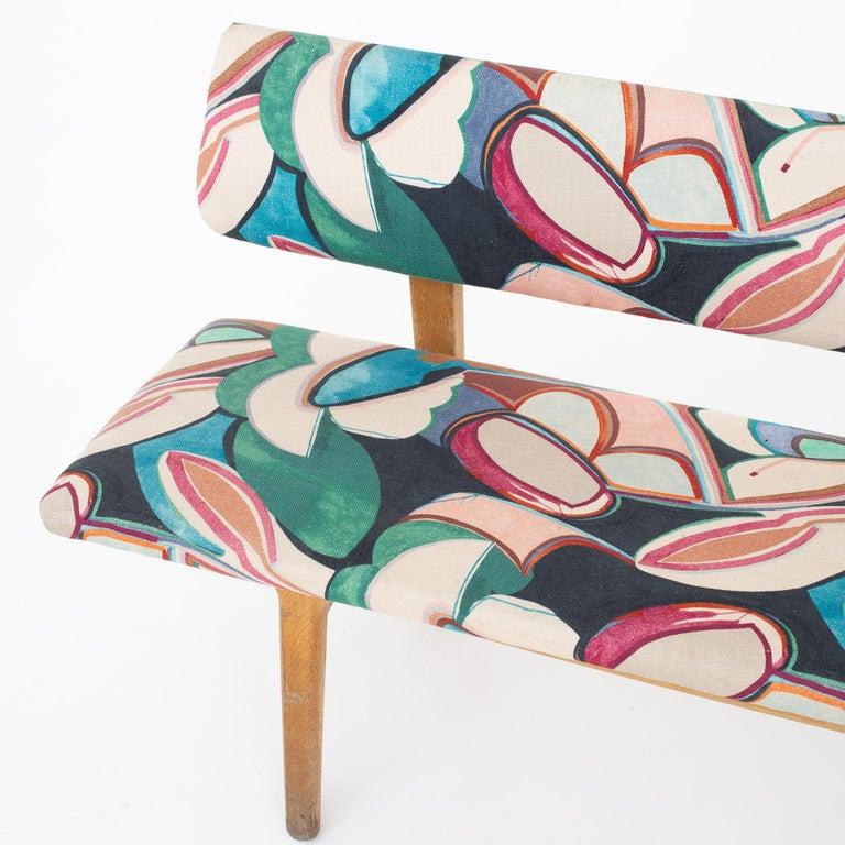 Bench by Ejnar Larsen & Aksel Bender Madsen For Sale 2