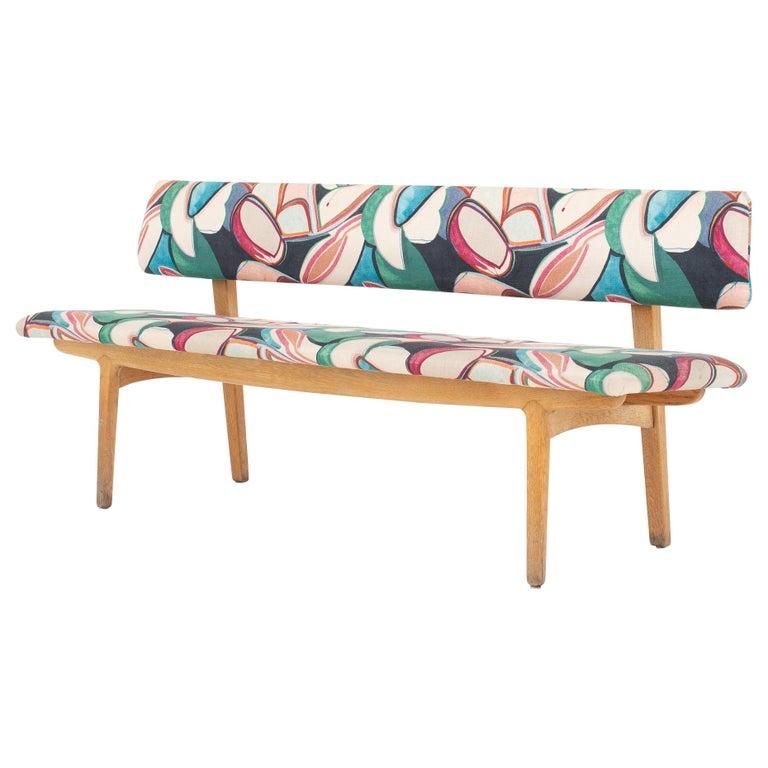Bench by Ejnar Larsen & Aksel Bender Madsen For Sale