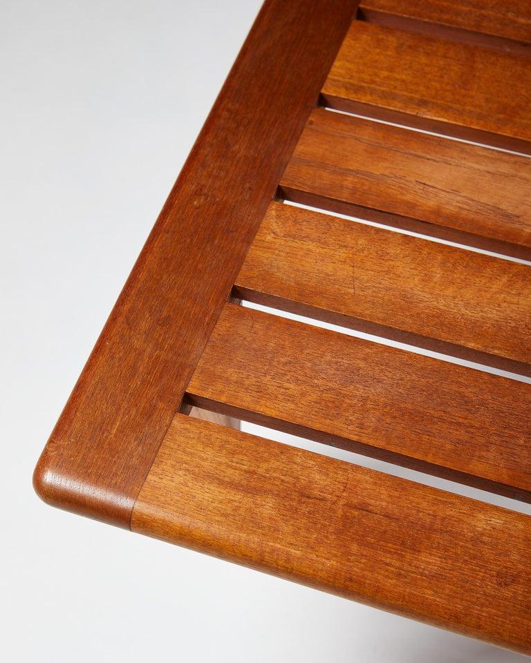 20th Century Bench by Hans Wegner, Denmark, 1950s For Sale