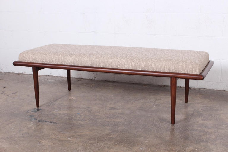 Mid-20th Century Bench by T.H. Robsjohn-Gibbings for Widdicomb For Sale