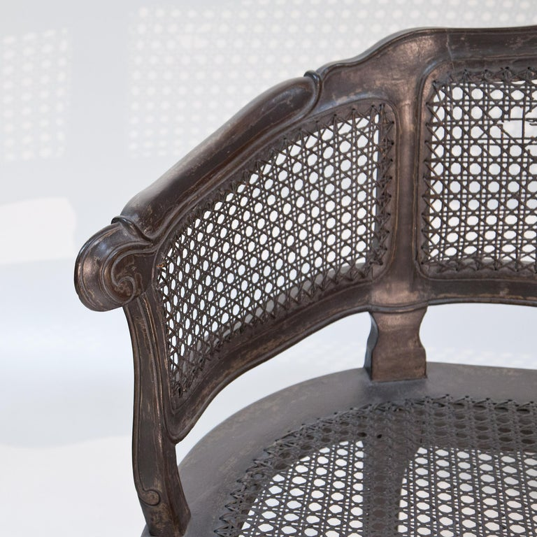 Bench in Baroque Style, Early 19th Century For Sale 2