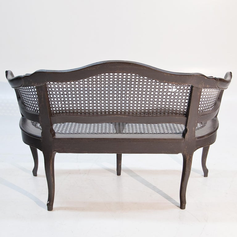 Bench in Baroque Style, Early 19th Century For Sale 3