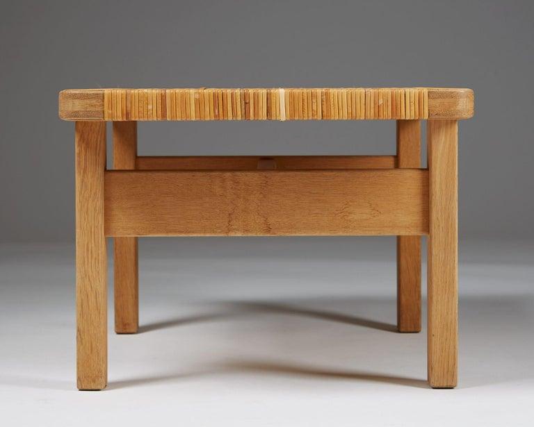 Scandinavian Modern Bench Model 5273 Designed by Börge Mogensen for Fredericia Stolefabrik For Sale