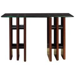 Bendixen Mahogany Coffee Table 1970s Danish Design