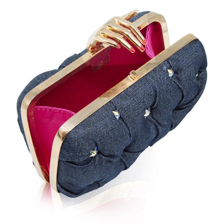 Benedetta Bruzziches Carmen Clutch Bag For Sale 1