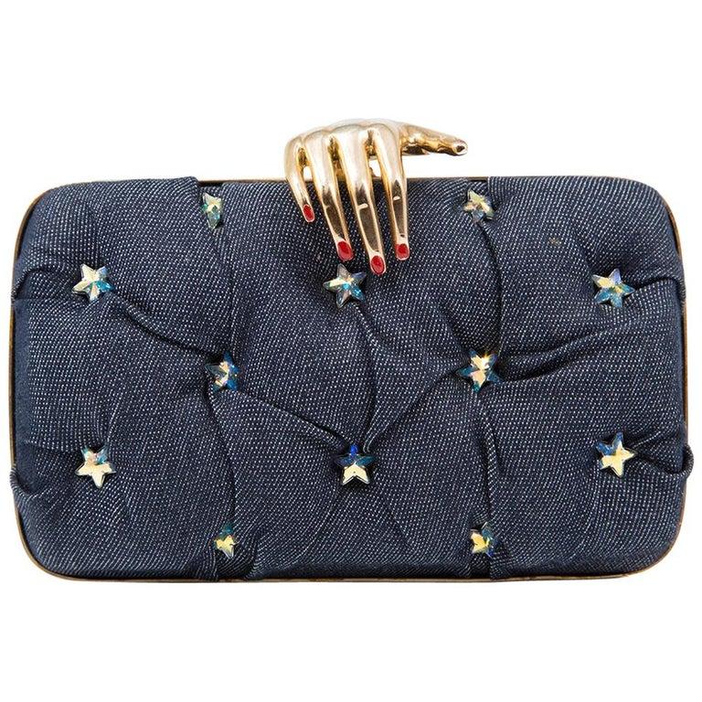 Benedetta Bruzziches Carmen Clutch Bag For Sale