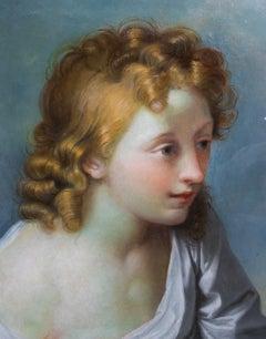 Portrait Of a Boy, 17th Century